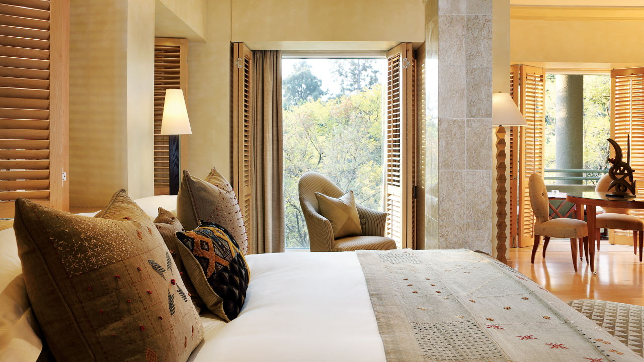 Luxury Suites Saxon Hotel Villas And Spa Luxury