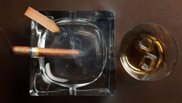 Cigar Lounge | Saxon Hotel, Villas and Spa | Luxury Hotels Johannesburg