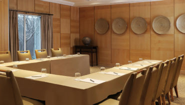 Auditorium | Meetings and Events | Saxon Hotel in Johannesburg