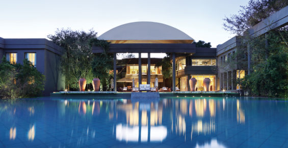 Saxon Hotel, Villas and Spa | The Most Luxurious Hotel in Johannesburg