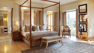 Suites and Villas | Saxon Hotel, Villas and Spa | Luxury Hotels Johannesburg