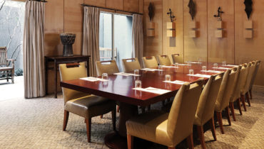 Executive Boardroom | Meetings and Events | Saxon Hotels, Villas and Spa in Johannesburg