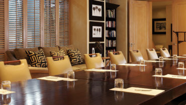 Dining Library | Meetings and Events | Saxon Hotel, Villas and Spa | Luxury Hotels Johannesburg