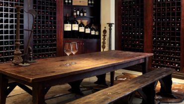 Red Wine Cellar | Meetings and Events | Saxon Hotels, Villas and Spa | Luxury Hotels in Johannesburg