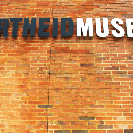 Museums in Johannesburg