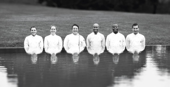Grei Restaurant Saxon - The Team